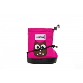 STONZ Booties Toddler Owl