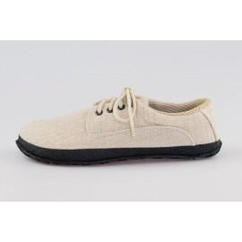 Ahinsa Shoes Sundara - polobotka konopná