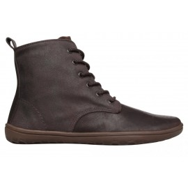 Vivobarefoot SCOTT M Leather Dk Brown