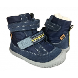 Filii Barefoot K1 TEX wool ocean