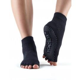 ToeSox Halftoe Ankle Grip (Onyx)