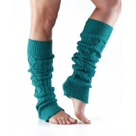 ToeSox Leg Warmers Knee High Forest