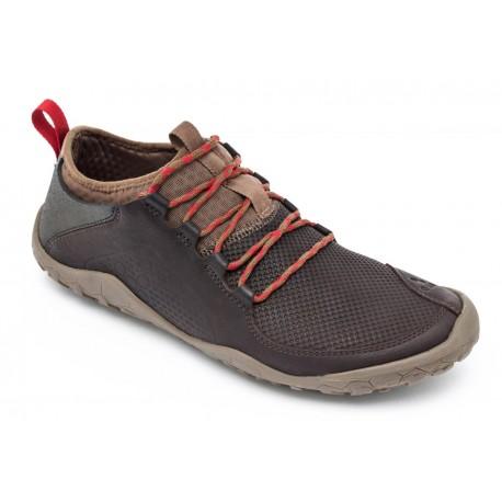 Vivobarefoot PRIMUS TREK L Leather Dk Brown