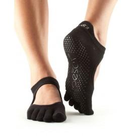 ToeSox Fulltoe Bellarina Grip (Nightlife)