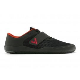 Vivobarefoot MOTUS L Black/ Red