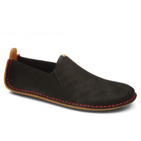 Vivobarefoot ABABA L Leather Black