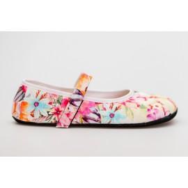 Ahinsa Shoes Ananda - Kytičkovaná 2 balerínka
