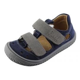 Filii Barefoot sandály Ocean/Stone Klett M