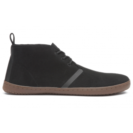 Vivobarefoot GOBI II L Leather Eco Suede Black