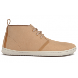 Vivobarefoot GOBI II L Leather Eco Suede Tan
