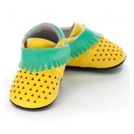 Jack and Lily My Mocs Pineapple Yellow