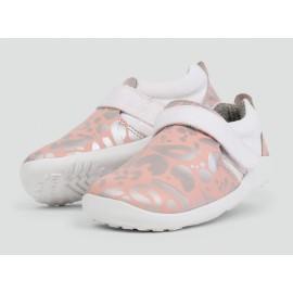 BOBUX AKTIV PLUS Spekkel Shoe Printed Smoke