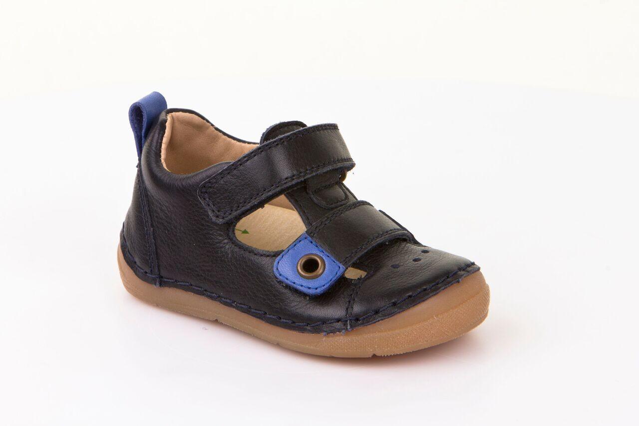 300a2021df78 Froddo dětské sandálky DARK BLUE - BarefootMánie.cz