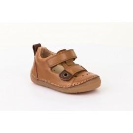 Froddo dětské sandálky BROWN