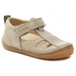 Froddo dětské sandálky BEIGE
