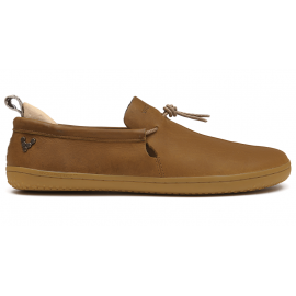 Vivobarefoot ELINA L Leather Chestnut/Hide