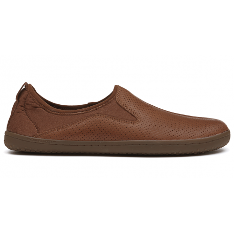 VIVOBAREFOOT SLYDE L leather tobacco