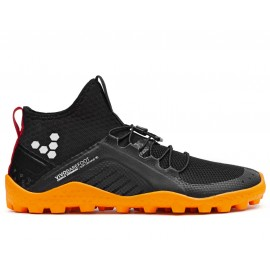 Vivobarefoot PRIMUS SWIMRUN HI SG L Mesh Black/Orange