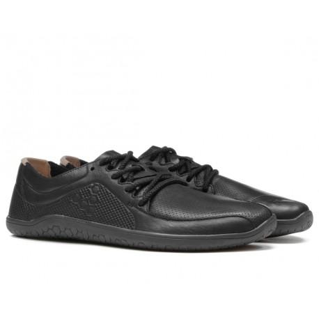 Vivobarefoot Primus Lux Lined L Leather Black