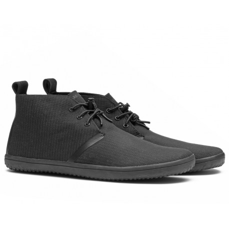 Vivobarefoot GOBI II Canvas M Black