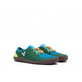 Vivobarefoot PRIMUS Colour Kids K Blue/Green/Yellow