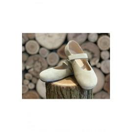 Lenka Barefoot baleríny - beige