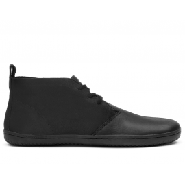 Vivobarefoot GOBI II L Leather Black/Hide