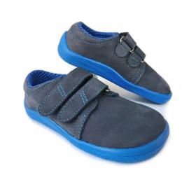 Beda Barefoot nízké W DANIEL - modré 2019