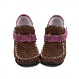 ZeaZoo Kids LEO Manga 6 Brown/Purple