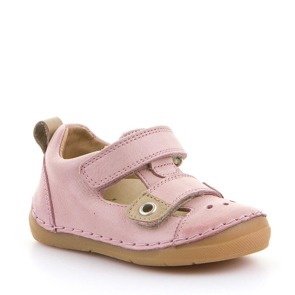 1cf8de0113be Froddo dětské sandálky PINK - BarefootMánie.cz