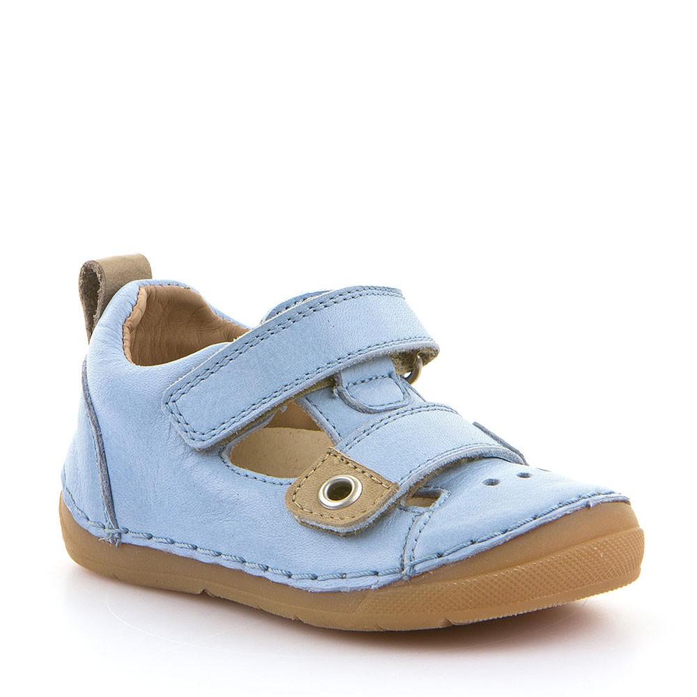 43f2c165f4c5 Froddo dětské sandálky LIGHT BLUE - BarefootMánie.cz