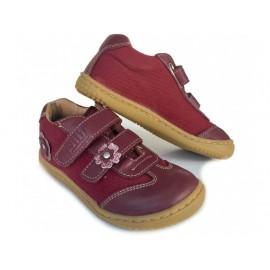 Filii barefoot Leguan Nappa/Textile Berry W