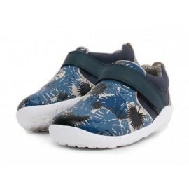 BOBUX AKTIV Habitat Shoe Grey Blue