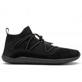 Vivobarefoot KANNA Sock Knit Black
