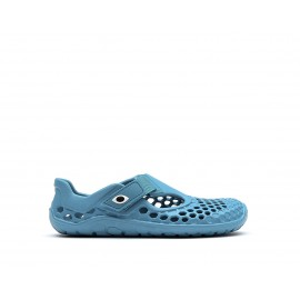 Vivobarefoot ULTRA K Bloom Petrol Blue Shark