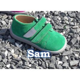 Beda Barefoot kotníkové W SAM 20-24