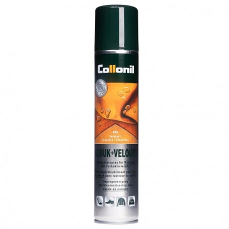 Collonil Nubuk+Velours Spray 200 ml - BEZBARVÝ