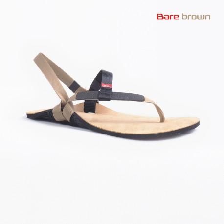 Bosky shoes BARE BROWN sandále