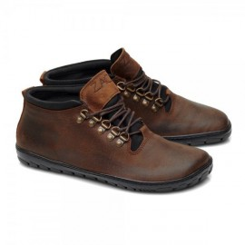ZAQQ EXPEQ Mid Brown Waterproof