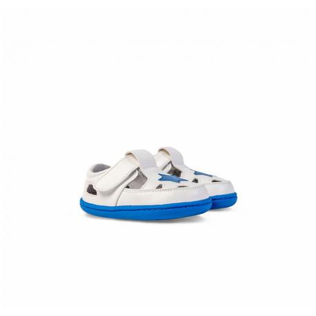 Little Blue Lamb Basty White
