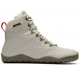 Vivobarefoot TRACKER FG L Cement Cream Leather