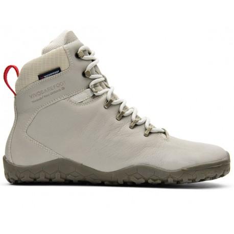 Vivobarefoot TRACKER FG M Cement Cream Leather