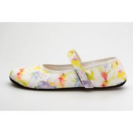 Ahinsa Shoes Ananda - Kytičkovaná 3 balerínka