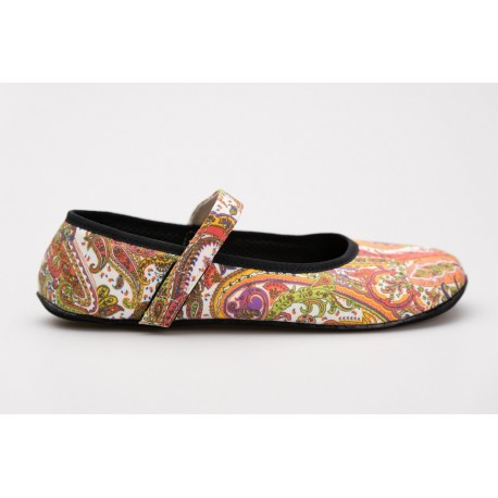 Ahinsa Shoes Ananda - Balerínka Pashmina