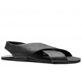 Vivobarefoot Duo Sandal L Black Leather