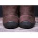 BeLenka barefoot kotníkové Winter - Chocolate
