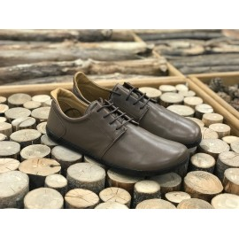 ZAQQ PIQUANT Nappa Dark Brown