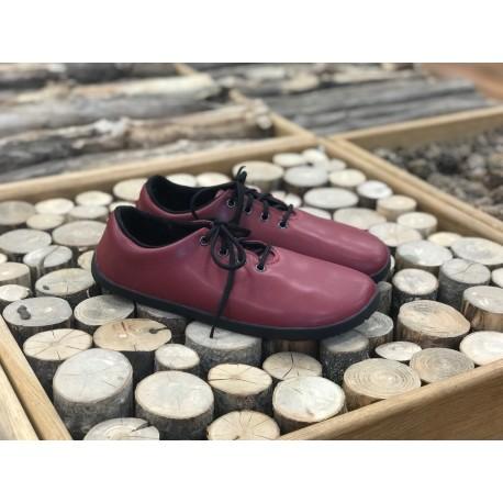 Ahinsa Shoes Ananda - Hnědá společenská
